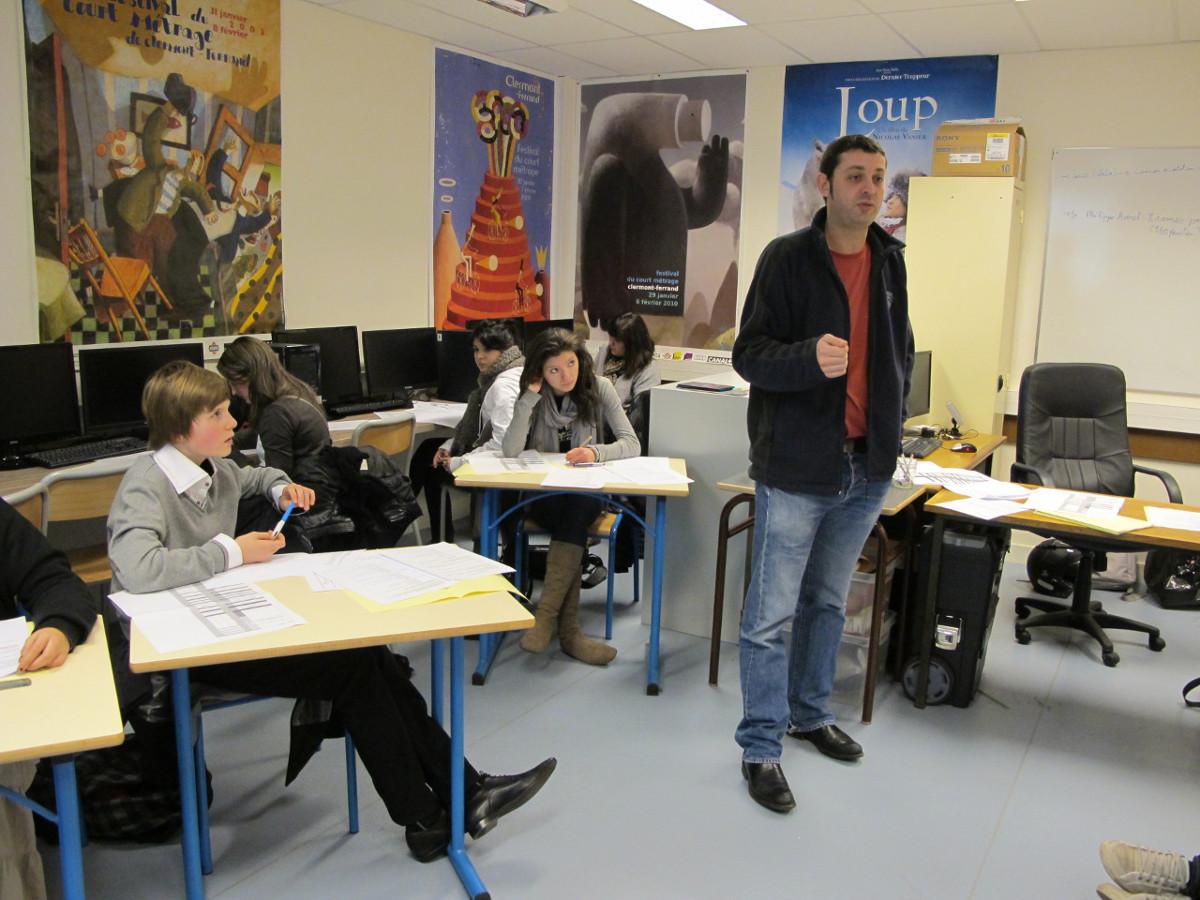 Intervention Stephane Malhuret