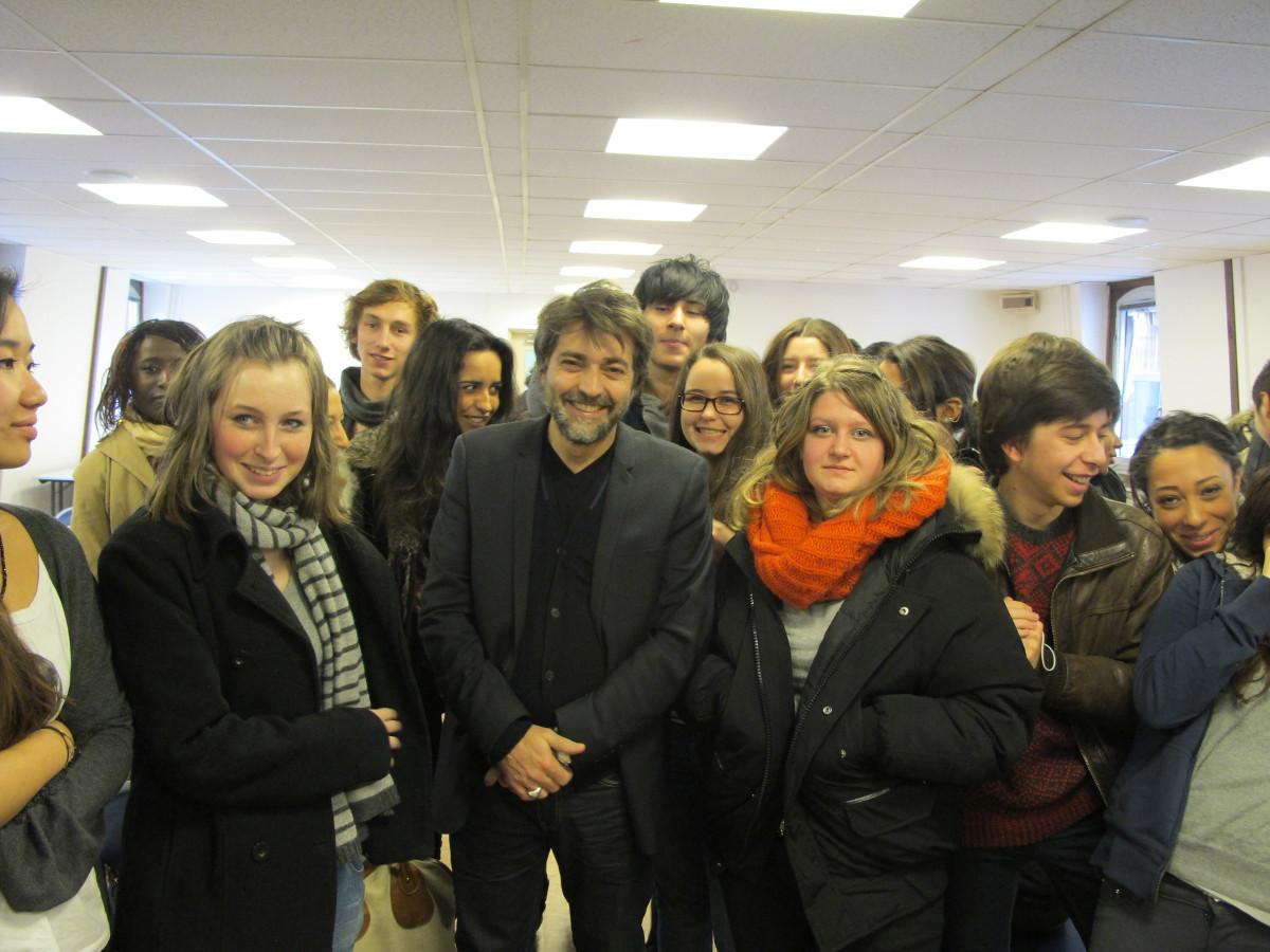 26. Ludovic BERNARD
